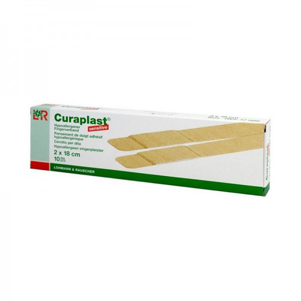 Curaplast sensitive - Fingerverband