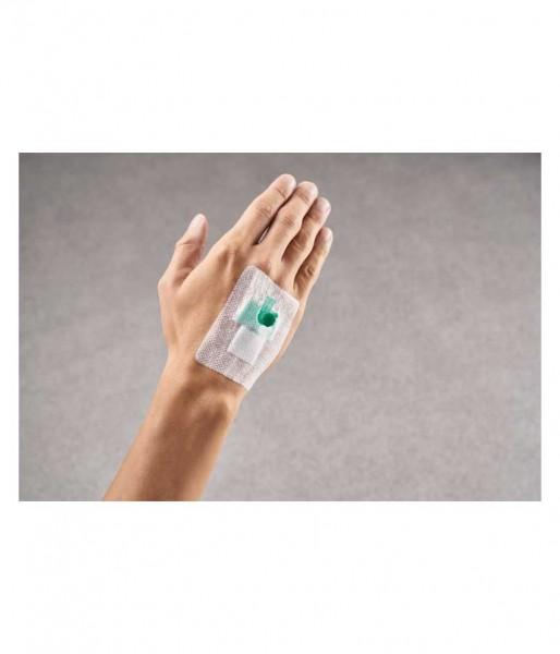 Kanülenfixierpflaster L&R Curafix i.v. Soft steril