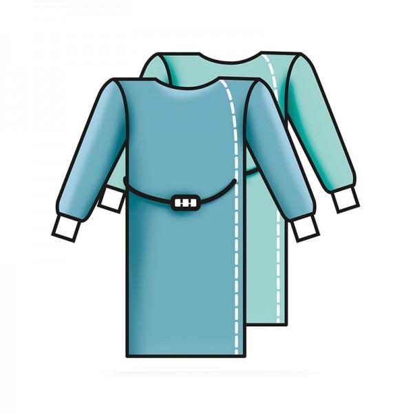 Sentinex PRO OP-Mantel Spunlace - Standard -
