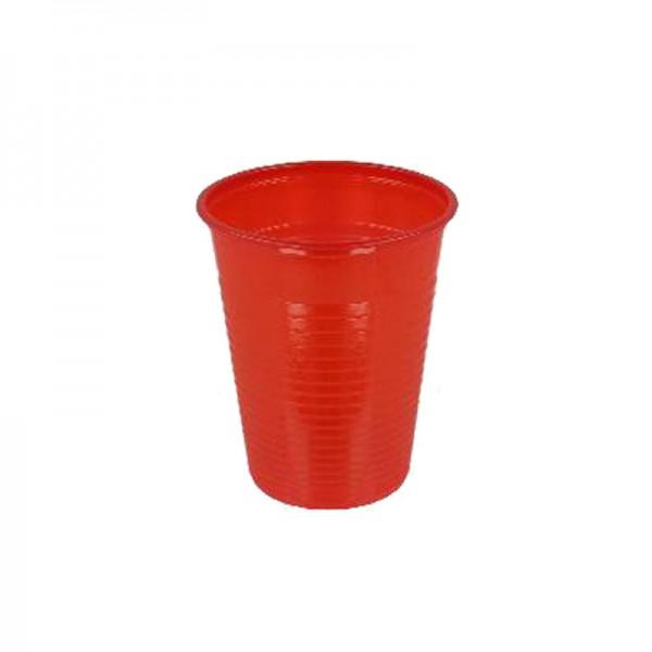 Monoart Trinkbecher - 180ml - Farbe Rot