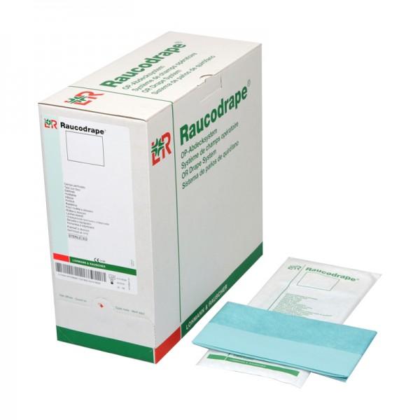 OP-Abdecktücher L&R Raucodrape PRO Schlitztücher 2-lagig steril