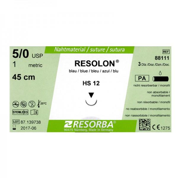 Nahtmaterial Resolon ® HS12