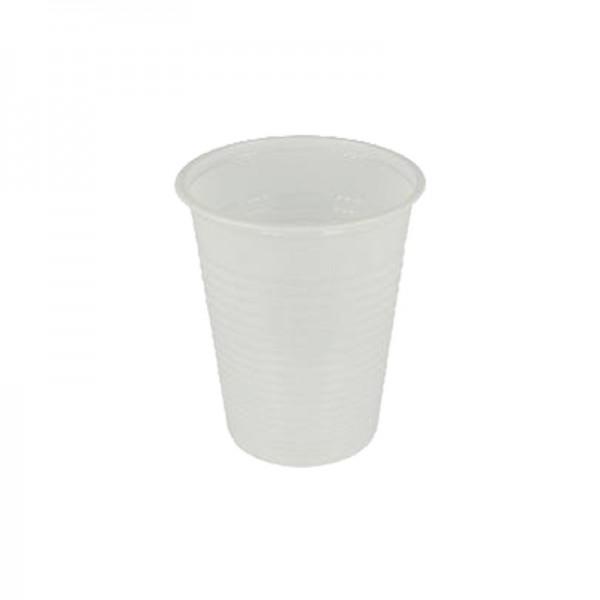 Monoart Trinkbecher - 180ml - Farbe Weiß