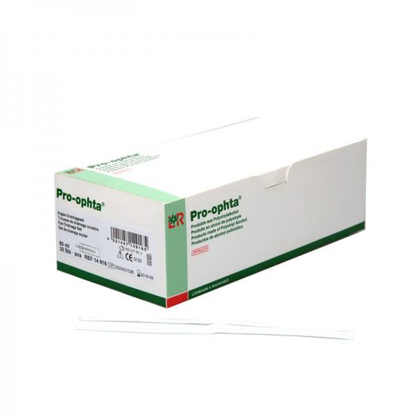 Augen-Drainageset L&R Pro-optha steril