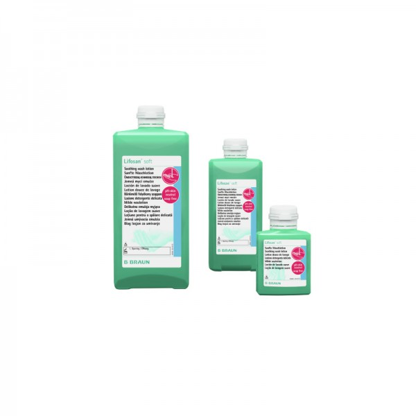 Waschlotion B.Braun Lifosan soft