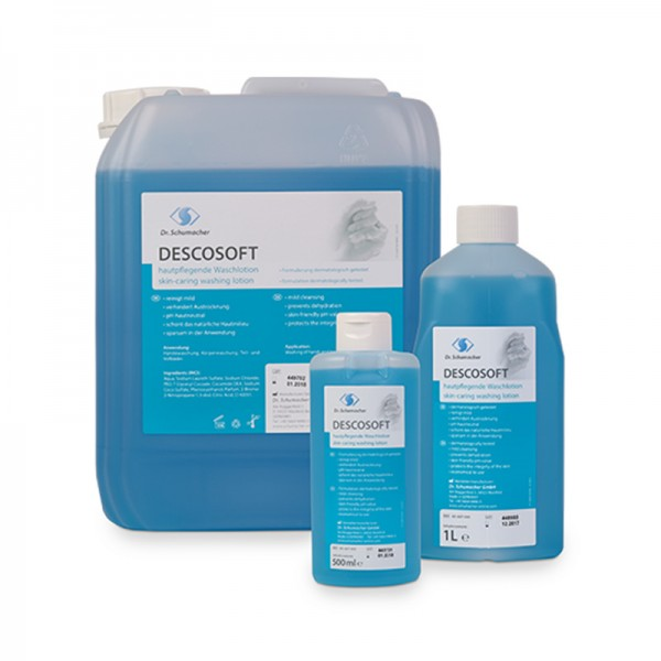 Waschlotion Dr. Schumacher Descosoft