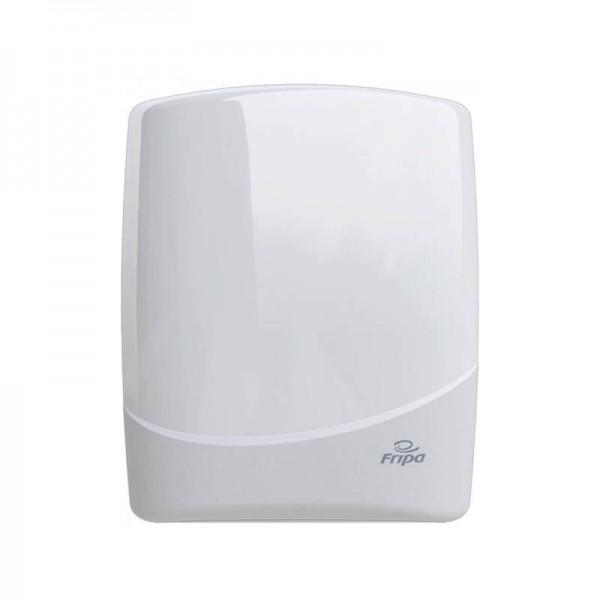 Spender Fripa Toilettenpapier-Spender Kunststoff weiß