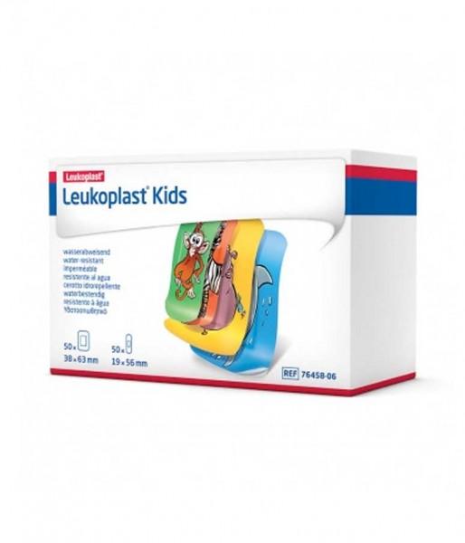 Pflasterstrips Leukoplast Kids latexfrei