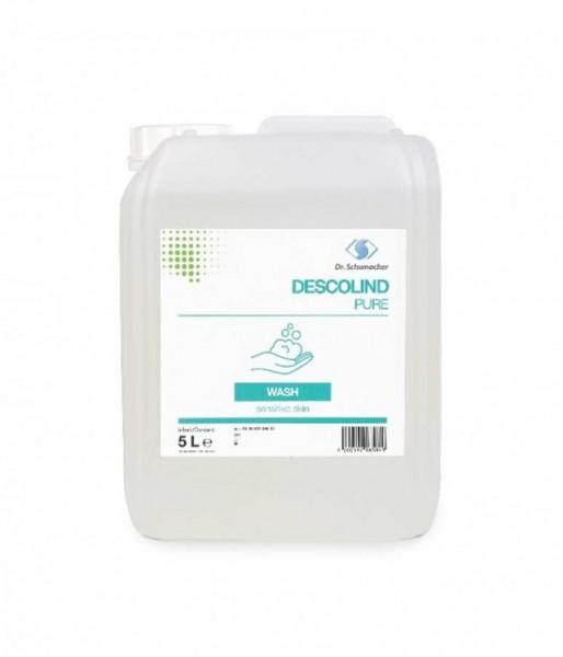 Waschlotion Dr. Schumacher Descolind Pure Wash für sensible Haut
