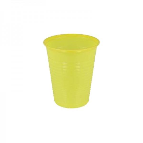 Monoart Trinkbecher - 180ml - Farbe Gelb