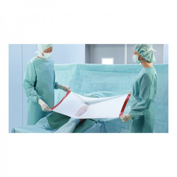 OP Inzisionsfolie L&R Raucodrape steril