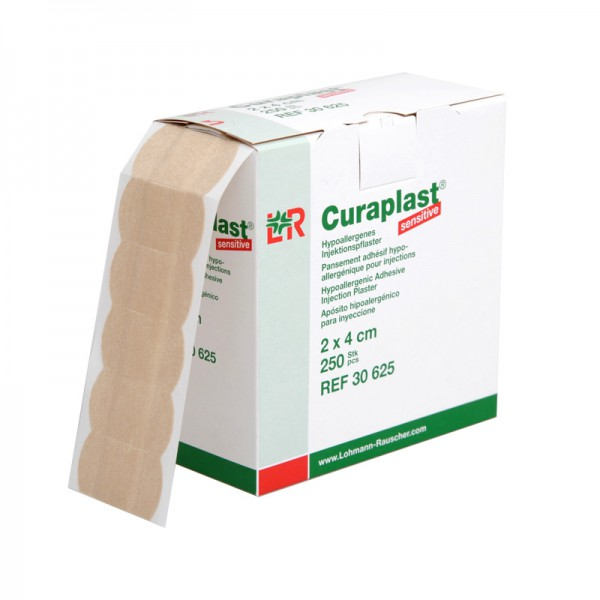 Injektionspflaster L&R Curaplast sensitive