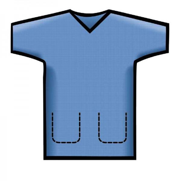 Bereichskleidung L&R Sentinex Kasack Blau