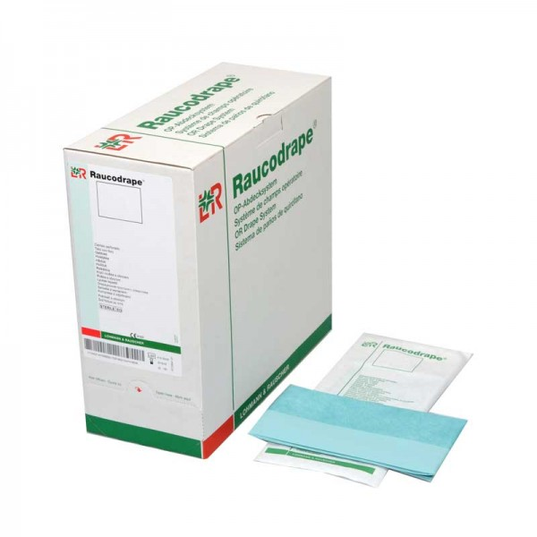 OP-Tischabdeckung L&R Raucodrape Standard steril