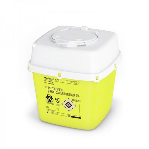 B.Braun Medibox - Entsorgungsboxen -