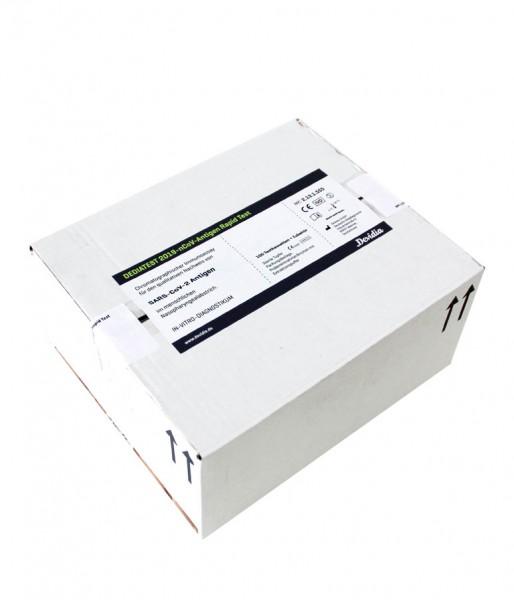 Schnelltest Dediatest 2019-nCoV-Antigen Rapid Test