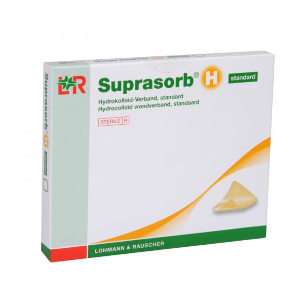 Hydrokolloid-Verband L&R Suprasorb H standard steril