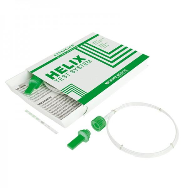 Helix Testsystem Steriking Sterilisation