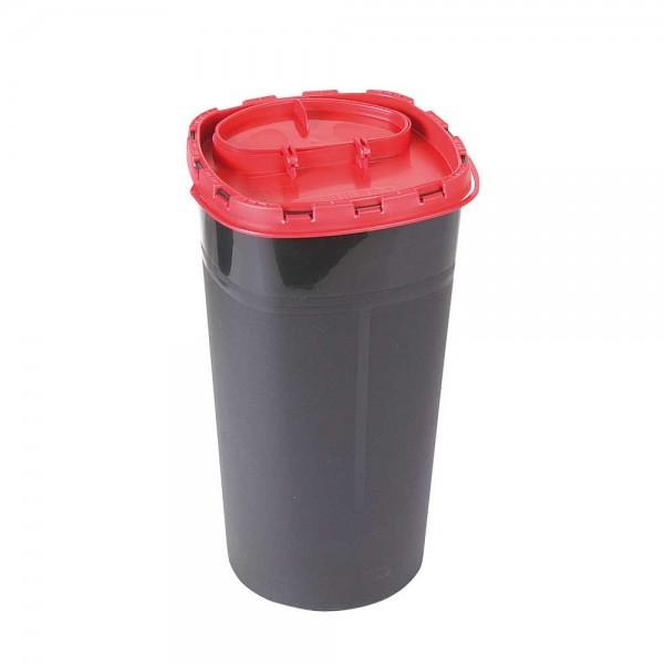 Entsorgungsbox Unigloves schwarz