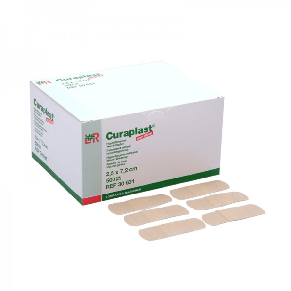 Pflasterstrips L&R Curaplast sensitive