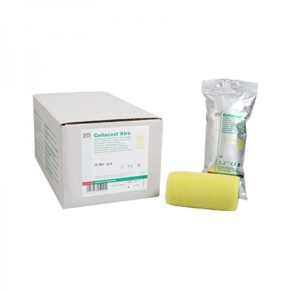 Stabilisierender Stützverband L&R Cellacast Xtra Binde Gelb