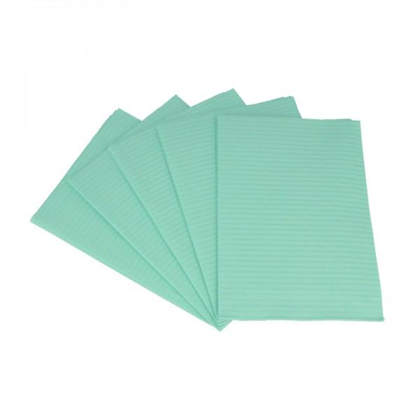 Patientenservietten Euronda Monoart Towel Up mintgrün