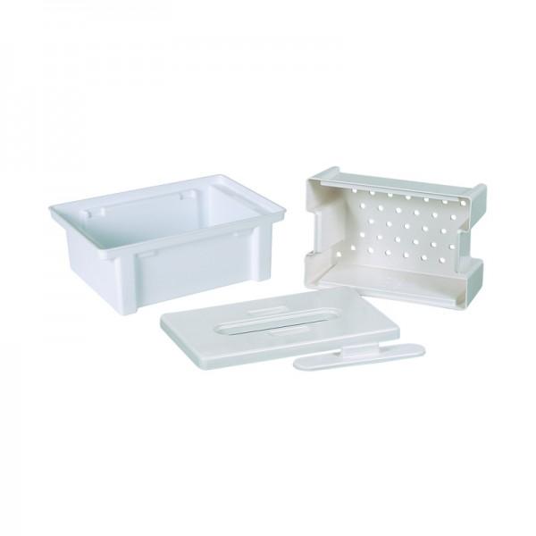 Desinfektionswanne - 4 Liter - Komplett-Set