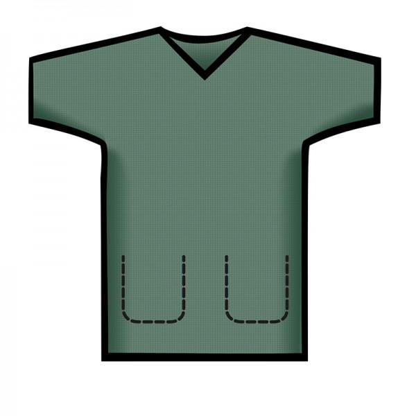 Bereichskleidung L&R Sentinex Kasack Grün