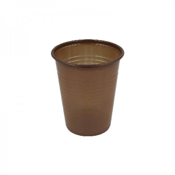Monoart Trinkbecher - 180ml - Farbe Braun