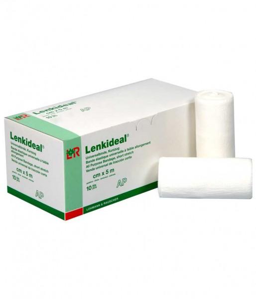 Elastische Universalbinde L&R Lenkideal 10 St. im Karton unsteril