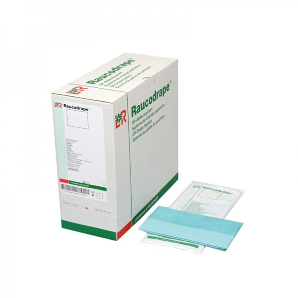 OP-Tischabdeckung L&R Raucodrape Spezial steril