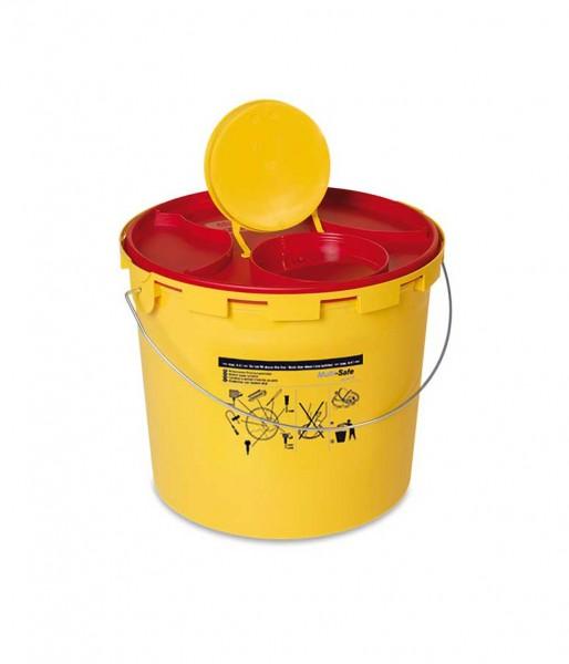 Entsorgungsbox Sarstedt Multi-Safe medi 11 ohne Bügel 11 Liter