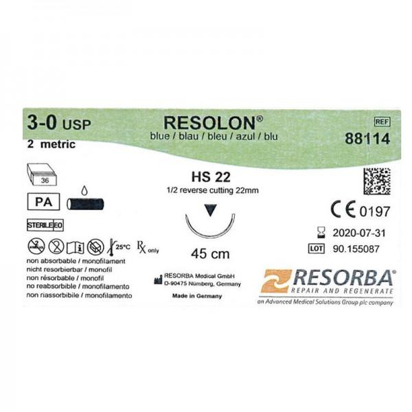 Nahtmaterial Resolon ® HS22