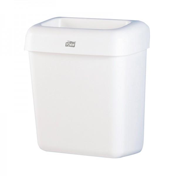 Abfallbehälter Tork B2 Mini System weiß 20l