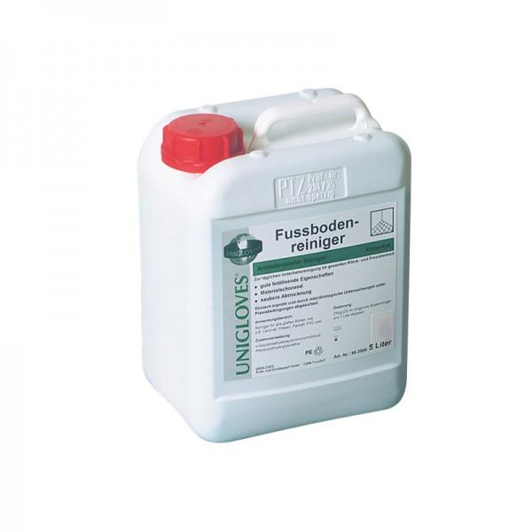 Fußbodenreiniger Unigloves antimikrobiell seifenfrei