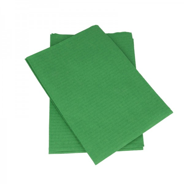 Monoart Patientenservietten - Towel Up - Farbe Grasgrün