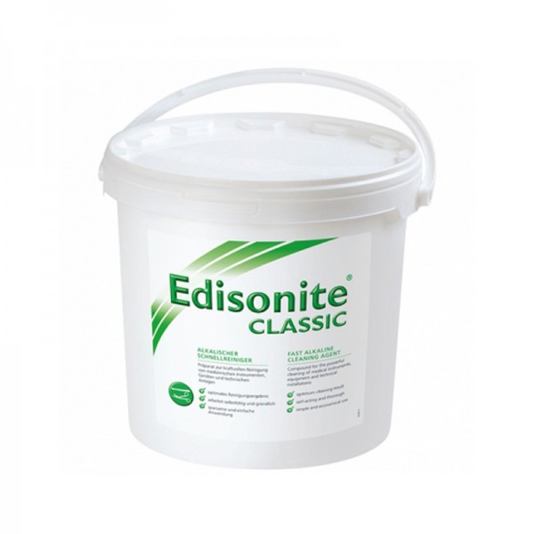 Reinigungspulver Instrumente Schülke Edisonite classic