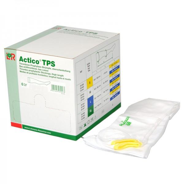 Thrombose-Prophylaxe-Strumpf L&R Actico TPS oberschenkellang