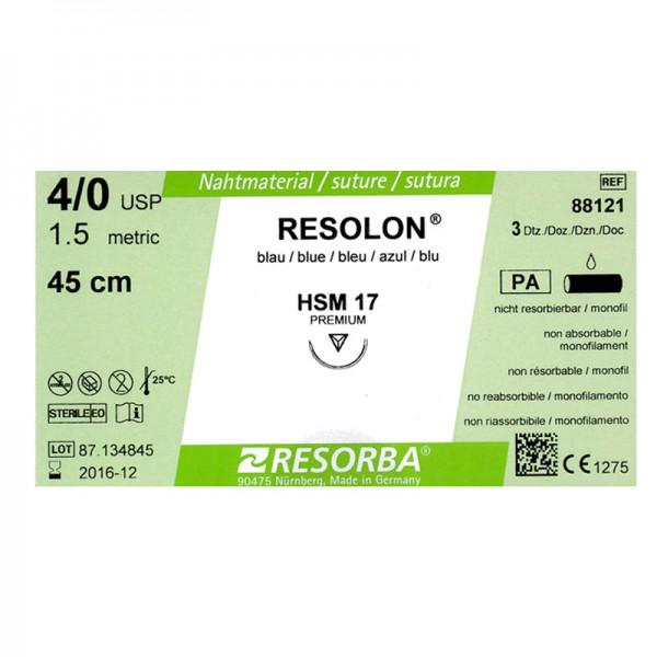 Nahtmaterial Resolon ® HSM17 Premium-Schliff