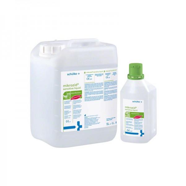 Mikrozid Sensitive Liquid - alkoholfreie Schnelldesinfektion