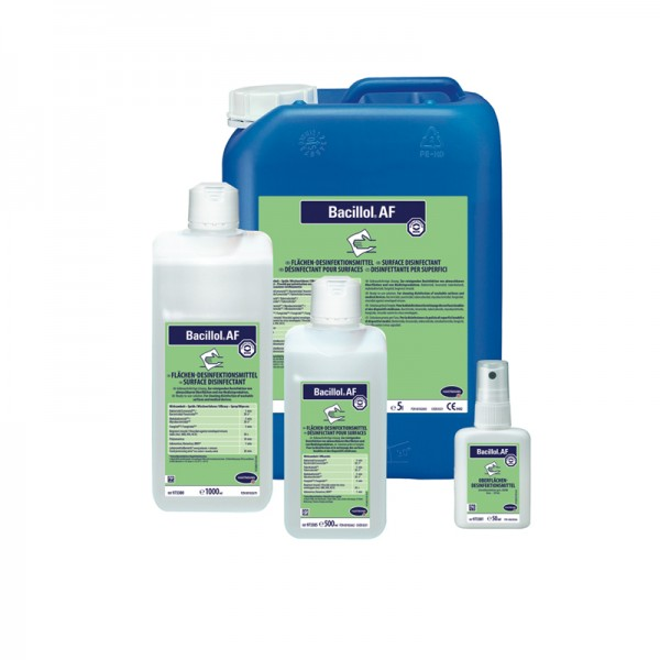 Bacillol AF - Schnelldesinfektionsmittel