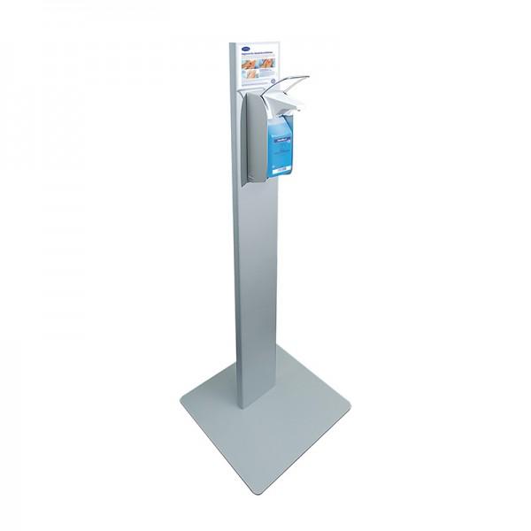 Hygiene-Tower - Hände-Desinfektionsmittelspender