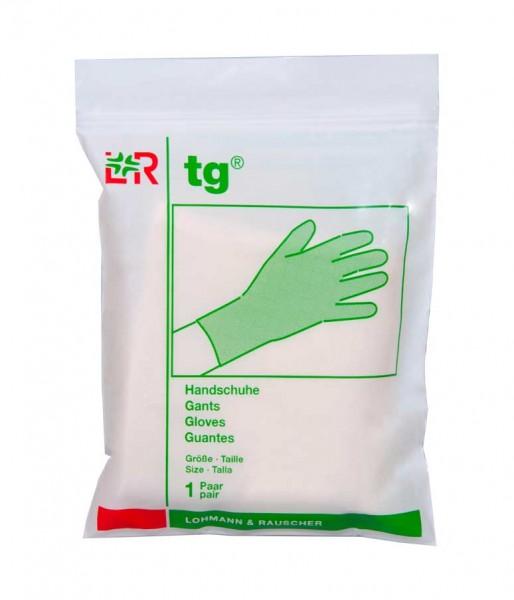 Baumwollhandschuhe L&R tg-Handschuh für Kinder unsteril