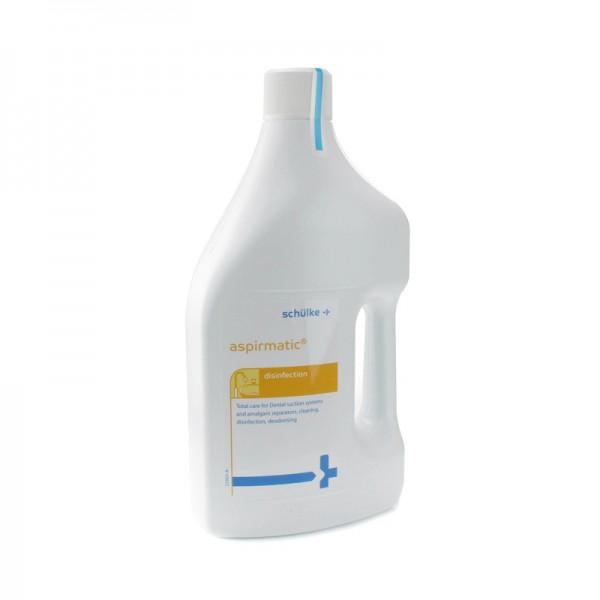 Desinfektionsmittel Schülke aspirmatic für Absaugsysteme