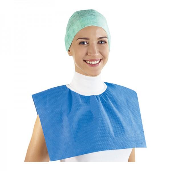 Bereichskleidung Sentinex Thermo Mini-Poncho Universalgröße Blau