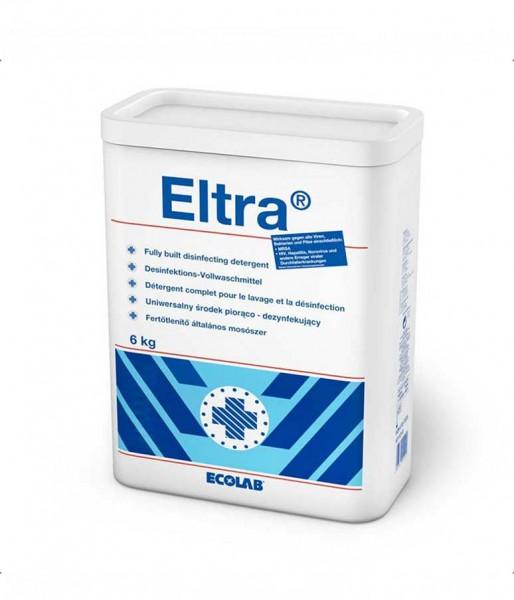 Desinfektionswaschmittel Ecolab Eltra 6kg-Trommel