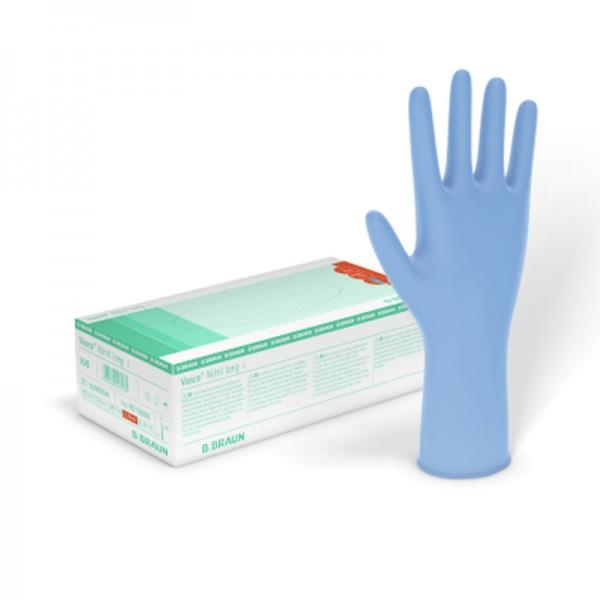 Handschuhe Nitril B. Braun Vasco Nitril long