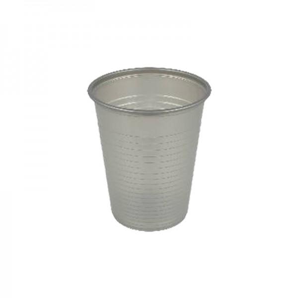 Monoart Trinkbecher - 180ml - Farbe Silber