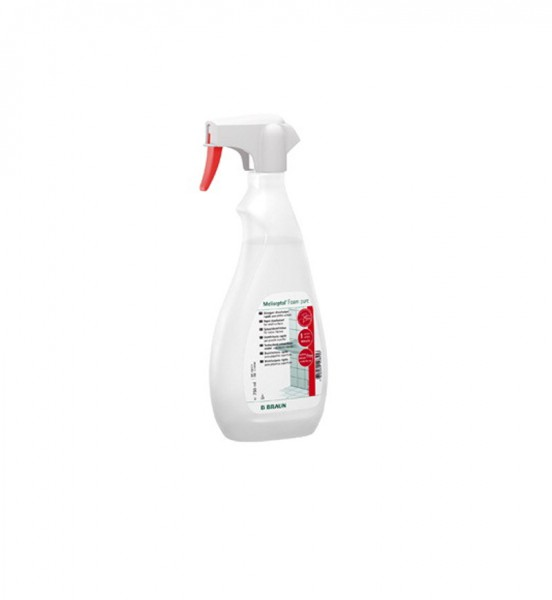 Schnelldesinfektion B.Braun Meliseptol Foam pure