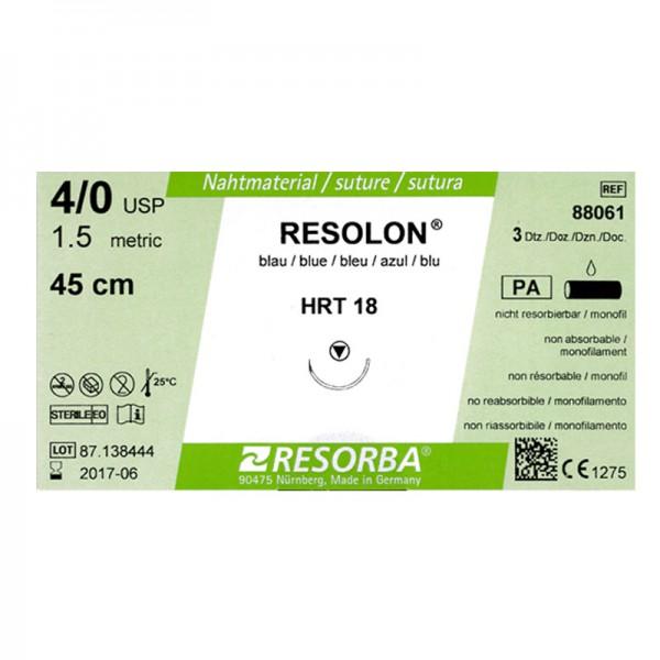 Nahtmaterial Resolon ® HRT18